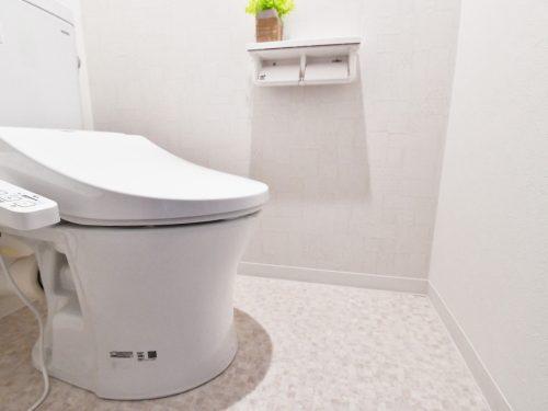 便器、温水洗浄便座新調